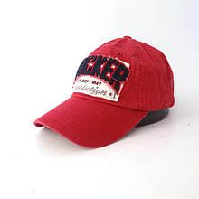 Стильные бейсболки Rocker, красный