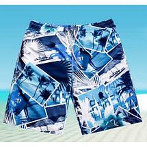 Мужские шорты цветной принт Gailang, фото 3