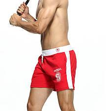Красные шорты для мужчин Tauwell, фото 2