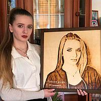 Портрет на заказ.Заказать портрет.Нарисовать портрет.Картины на заказ.