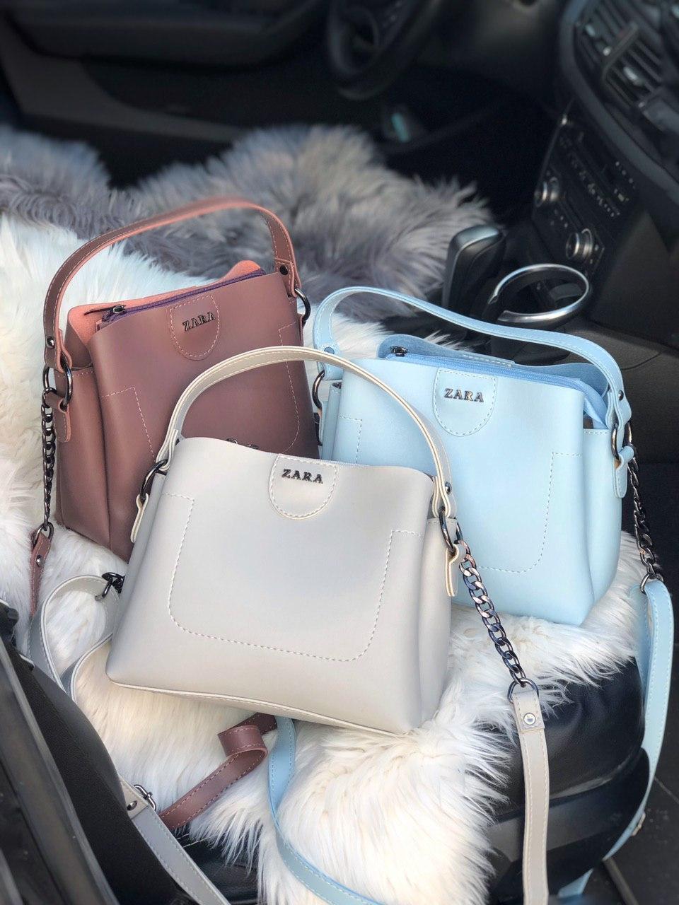 Женская сумка копия Zara