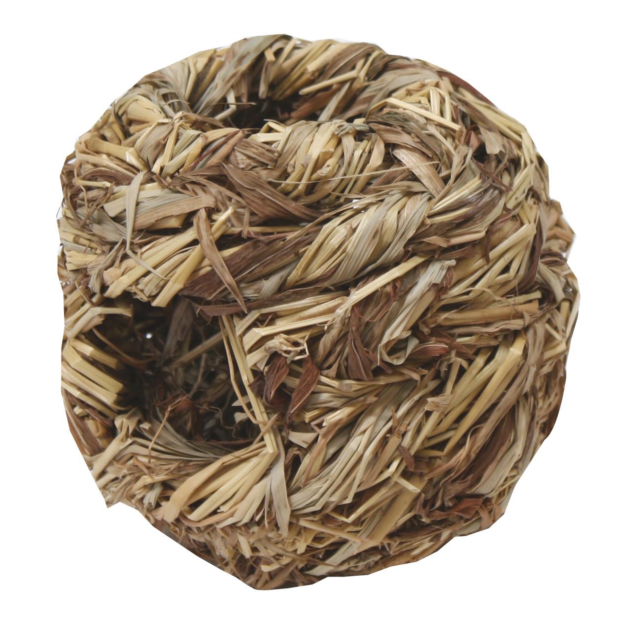 Соломенное гнездо для грызуна Croci 16 см