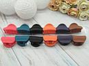 Крабики для волос 3.5 см каучук цветные 12 шт/уп., фото 2