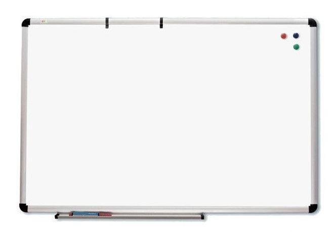 Дошка маркерна сухого стирання 200x120, в алюм.рамці S-line