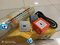 Мат In-Therm 550w для обогрева квартиры  (2,7 м.кв.) с цифровым регулятором Terneo ST, фото 1