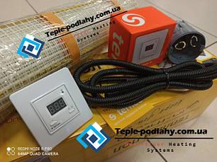 Нагревательный тонкий мат In-Term (чехия) с цифровым регулятором Terneo ST ( Премиум)