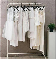 Вешалка для одежды MULIG белая