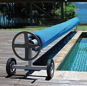 Наматывающее пристрій DEL T–Basic для басейну 5 х 11 м