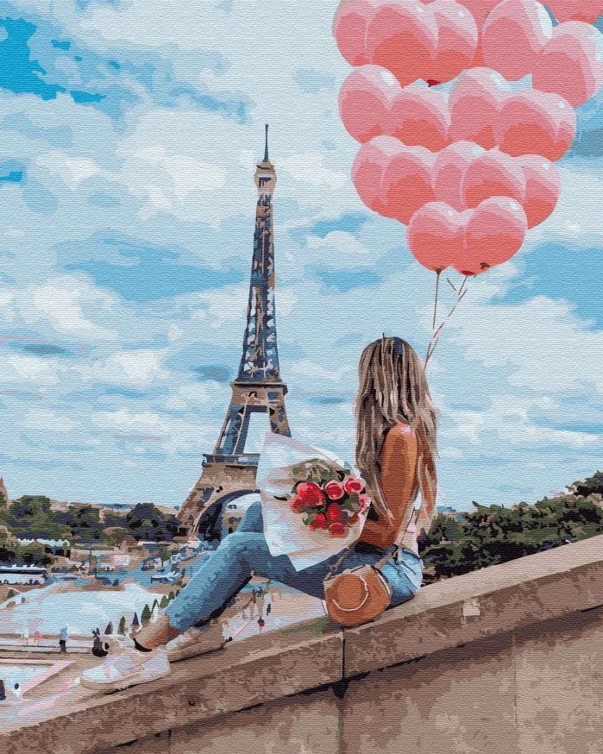 Найкращий день у Парижі