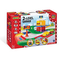 Play Tracks Garage - гараж 2 этажа