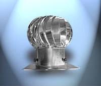 Дефлектор дымоходный (оцинкованный лист) DOSPEL TRN  200/brown, Евросоюз, Польша