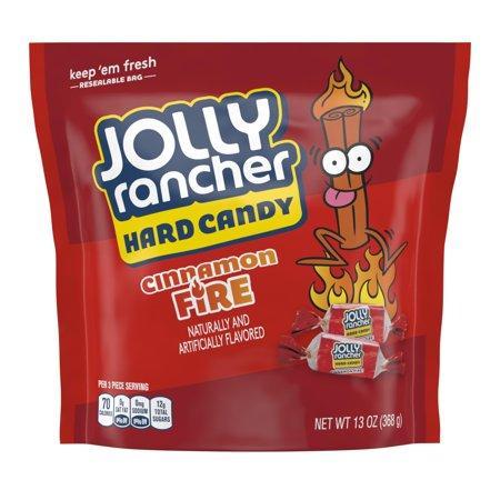 Jolly Rancher Hard Candy Cinnamon Fire 368 g