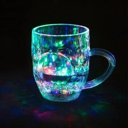 Чашка с подсветкой color cup