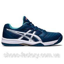 Кроссовки для тенниса Asics GEL-DEDICATE 6 1041A074-404 (Оригинал), Синий