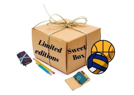 Sweet Box Back To School середній