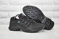 Черные мужские термо кроссовки Baas в стиле Adidas Terrex, фото 1