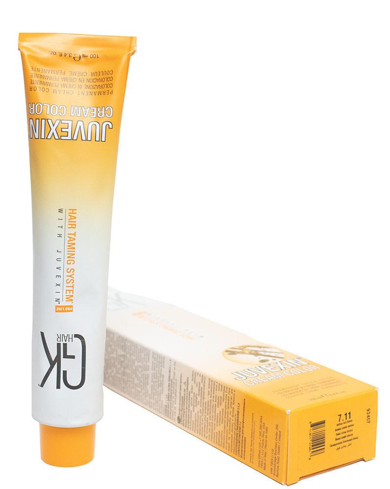 Крем - краска для волос 6.3 GKhair 100 мл