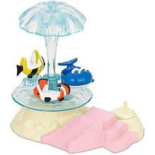 Sylvanian Families Calico Critters Морская карусель CC1566 Seaside Merry-Go-Round