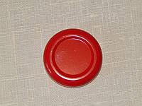Крышка закаточная твист-офф размер 38 мм красная