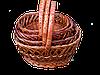 Пасхальные корзины из лозы от производителя