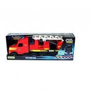 Авто пожарная машина Magic Truck тм Wader
