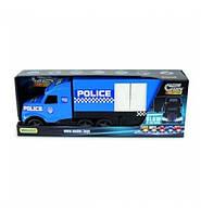 Авто машина полиция Magic Truck тм Wader