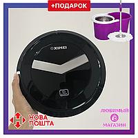 Робот-пылесос для дома аккумуляторный Ximei Smart USB 14 + Турбо-швабра с отжимом в ПОДАРОК! Умный пылесос.
