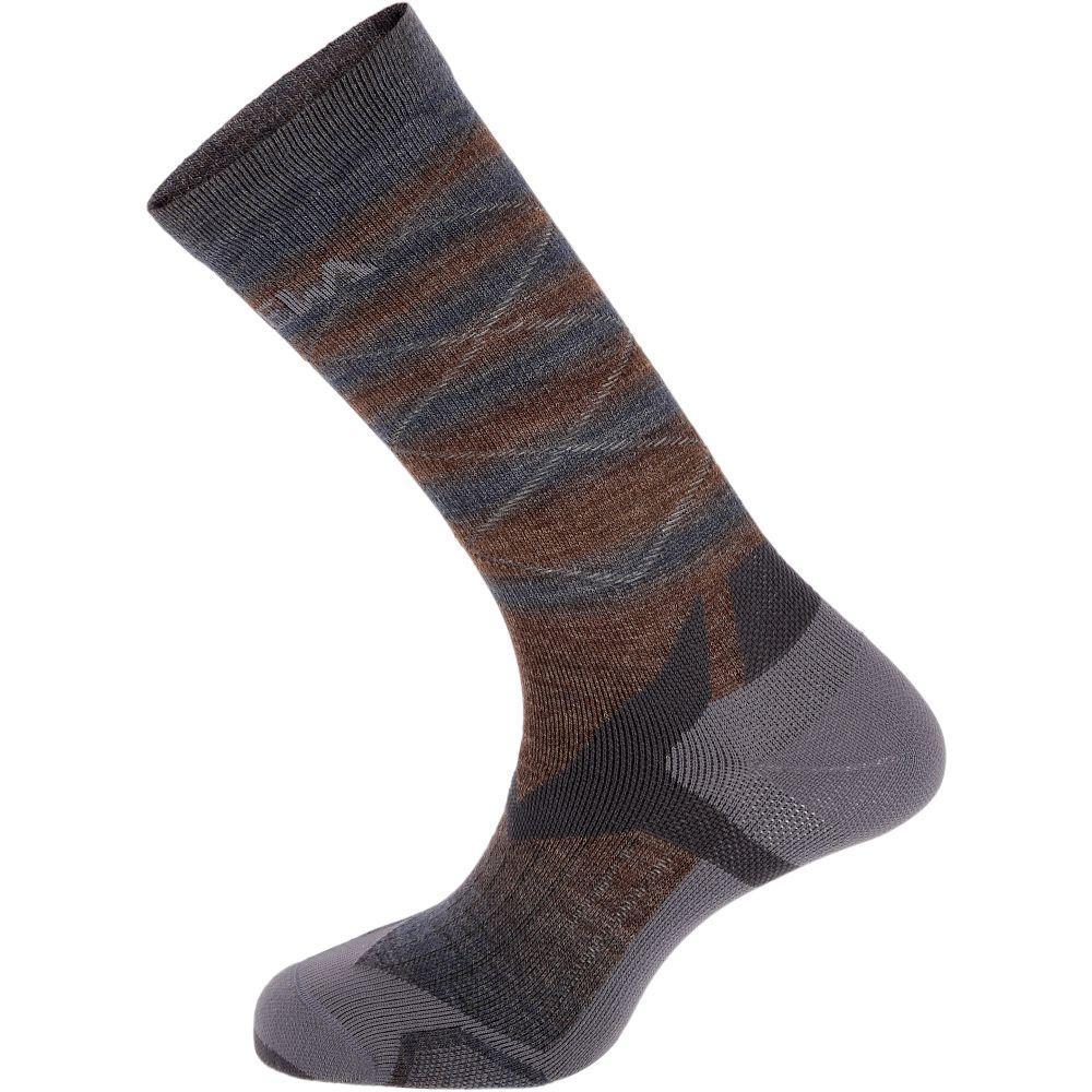 Шкарпетки Salewa TREK BALANCE VP SK 41-43 Dark Grey