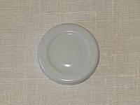 Крышка закаточная твист-офф размер 43 мм белая