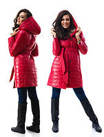Пальто стеганое на синтепоне 7 цветов
