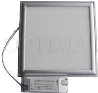 Панель світлодіодна вбудована СВО_40W_60x60_4000К