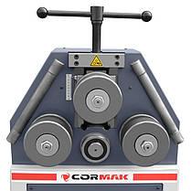 Гибочный станок для труб и профилей CORMAK ERBM50, фото 2
