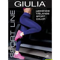 Леггинсы женские Giulia LEGGINGS SPORT MELANGE COLOR skl-044