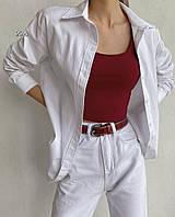 Женская летняя рубашка в тренде,женские рубашки опт, фото 1