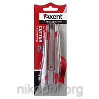 Нож канцелярский-трафаретный Axent 6702-A