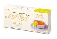 Чай зелёный Вербена ЛифКап® Роннефельдт/ Verveine LeafCup® Ronnefeldt, 15 шт х  1.2 г