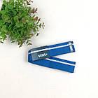 Ремень Пояс Vans Belt полоса 100 см Синий, фото 2