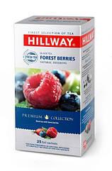 Чай пакетированый Hillway Forest Berries Черный Ягодный 25 шт