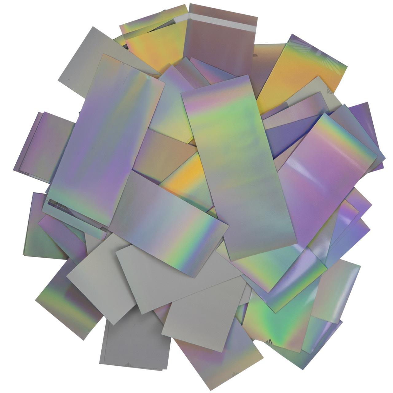 Конфетти ЛК680 Голограмма 2х6 1кг