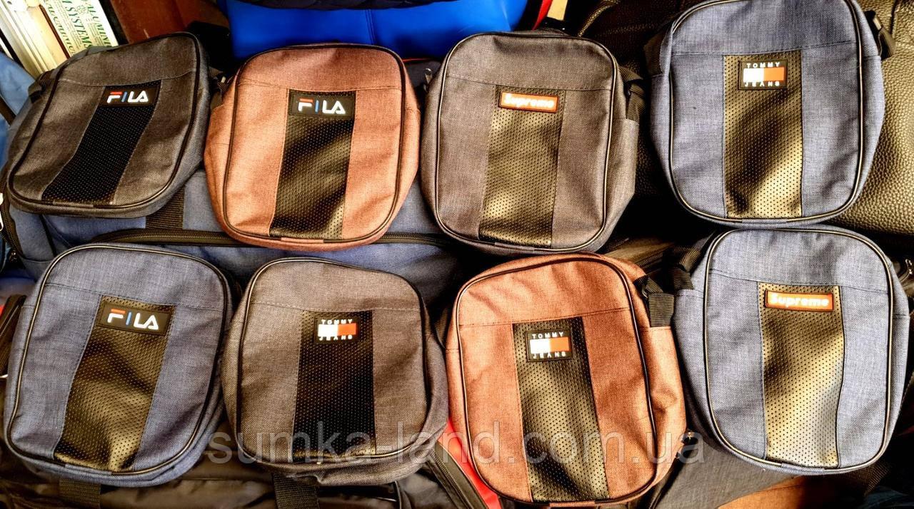 Мужские и женские спортивные сумки, барсетки намолнии