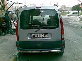 Дуга пряма на Renault Kangoo TAMSAN (60 мм)