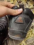 Зимние кожаные кроссовки, фото 7
