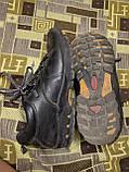 Зимние кожаные кроссовки, фото 5