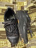Зимние кожаные кроссовки, фото 4