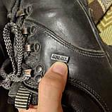 Зимние кожаные кроссовки, фото 3
