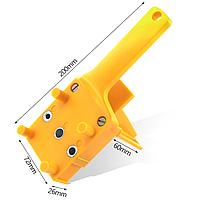 Кондуктор для сверления отверстий под шканты EX-T8106