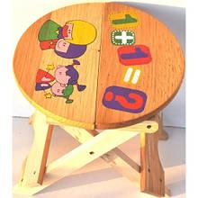 Деревянный стульчик B1702