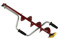 Ледобур с ножами iDabur D110 мм