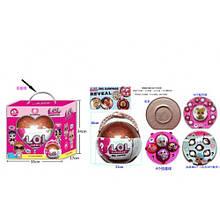 """Кукла """"LOL 24784 игровой набор конфети"""