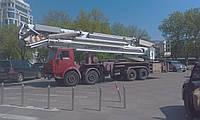 Аренда Автовышки АГП-50 Skylift Bronto 50-3T3, фото 1